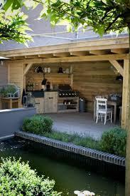 de la cuisine au jardin benfeld cuisine barbecue fixe fonctionnel et esthã tique dans le jardin