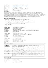 Project Resume Rahul Sarve Resume Project Manager