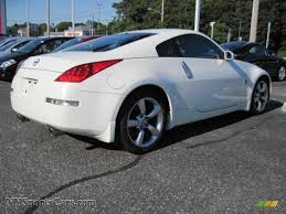 nissan 350z price new 2007 nissan 350z coupe in pikes peak white pearl photo 3 505065