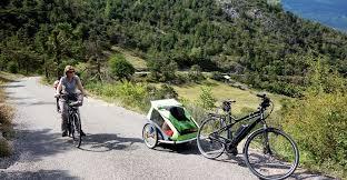 siège vélo é vélo électrique en famille test voyages et enfants