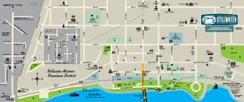 Chicago Trolley Tour Map by Directions Discover Stillwater