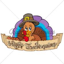 thanksgiving scroll gl stock images