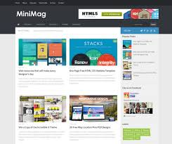 10 best free blogger templates july 2015