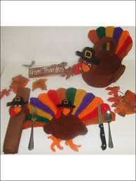 turkey placemats crochet pattern thanksgiving turkey placemats thanksgiving