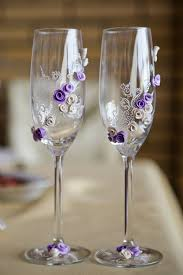 wedding glasses wedding glasses fimo by veternity on deviantart