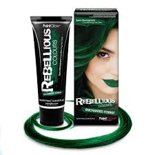 gas monkey hair gel paintglow enchanted forest semi permanent haircolour rebellious col