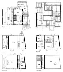 House Design Plans With Measurements 153 Best Arch Resi Plans Images On Pinterest Architecture