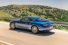 bentley exp 10 price new bentley continental gt wants to be the king of grand tourers