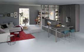 cucine e soggiorno cucina e soggiorno in un unico ambiente 3 stili cose di casa