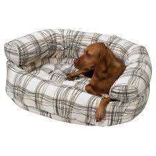 Hooded Dog Bed Bolster Dog Beds On Hayneedle Dog Bed With Support Sides