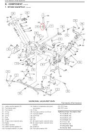 pcv valve location 2002 outback 2 5l subaru outback subaru