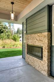 gas fireplace covers insulation glass doors closed front