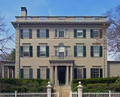 federal style house list of national historic landmarks in rhode island wikipedia