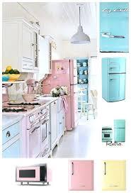 modern retro kitchens ideas for old refrigerators u2013 abreud me