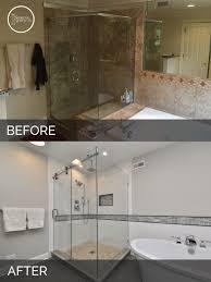 Master Bathroom Remodel by Greg U0026 Julie U0027s Master Bathroom Remodel Before U0026 After Pictures