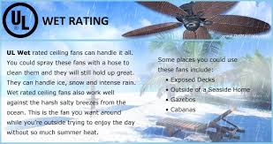 Outdoor Ceiling Fans With Lights Wet Rated by Porch Ceiling Fan Craluxlighting Com Wet Rated Outdoor With Fans