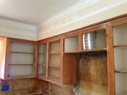 ideas for above kitchen cabinet space fisherman u0027s wife furniture glass tile backsplash
