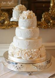wedding cake tiers chic types of wedding cakes 4 tiers wedding cake sizes and types