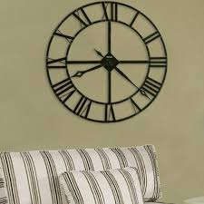 Decorative Wall Clocks For Living Room Extra Large 31