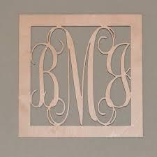 3 letter monogram letter vine monogram square 1 2