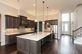 New Kitchen Cabinets New Kitchen Construction With Marsh Cabinets Stanisci Hood And