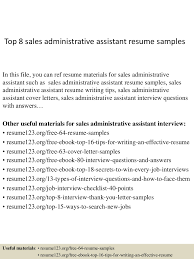 sales assistant resume sample sales assistant cover letter sample retail cv template sales sales assistant interview questions administrative assistant administrative sales assistant cover letter