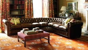 canap type chesterfield design d intérieur canape type chesterfield corner sofa leather 3