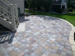 home depot paver installation patio ideas rubber patio tiles