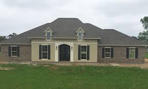 Cretin Homes Floor Plans by Thibodaux Home Builders Townsend Homes Custom Louisiana Homes