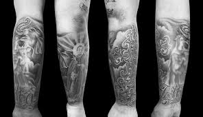 lower arm sleeve tattoos for design idea for and
