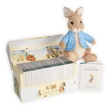 rabbit collection beatrix potter the rabbit collection books plush rabbit