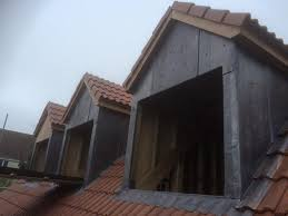 Dormer Cheek Construction Leadwork Flashing Guttering Bath S C Roofing Rooves