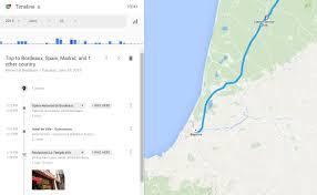 Google Timeline Maps Google Maps Timeline ข ดอด ตย อนประว ต เคยไปท ไหนก นมาบ าง