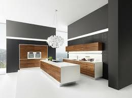 cuisine contemporaine blanche et bois 73 idées de cuisine moderne avec îlot bar ou table à manger