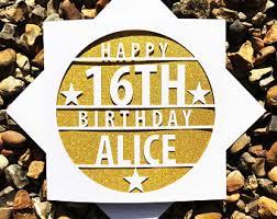 happy 16th birthday etsy