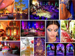 Exotic Colors by Moroccan Inspiration Moroccan Www Brasstacksevents Com Www