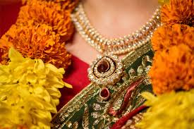 flowers garland hindu wedding bright beautiful hindu wedding design enchanted brides