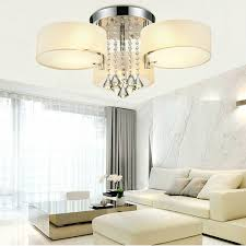 Modern Living Room Ceiling Lights by Compare Prices On Ceiling Light Crystal Online Shopping Buy Low