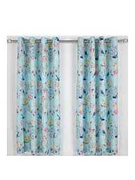 Duck Egg Blue Floral Curtains Curtains Eyelet Curtains U0026 More Very Co Uk