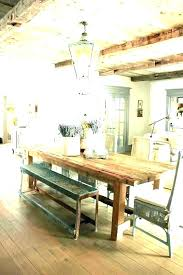 diy dining table bench diy picnic style kitchen table dining long room with bench rustic lo