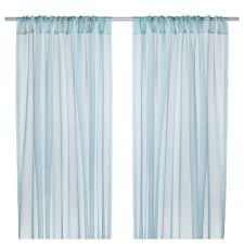 Teal Curtains Ikea Sheer Curtains From Ikea The Only Place I Ve Found So Far With