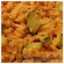 recette de cuisine tupperware risotto à la tomate et aux courgettes recette tupperware