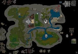 ultima online location map ilshenar uodemiseguide