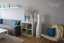 Schlafzimmer Braun Hellblau Wohnzimmer In Türkis Und Blau Bild 2 Living At Home