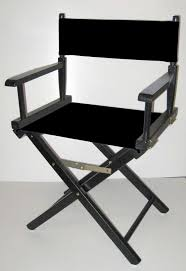 Folding Directors Chair With Side Table Accessories Good Steel Frame Director Chair With Side Table Also