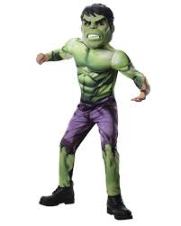 avengers assemble deluxe hulk boys u0027 child halloween costume