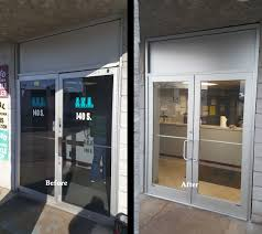 fogged glass door store front glass and doors installation u0026 repair suffolk ny