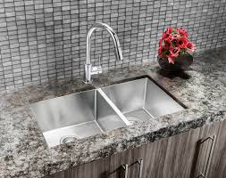Double Bowl Stainless Steel Kitchen Sink Wshg Net Everything And The Kitchen Sink U2014 Plumbing Fixtures For