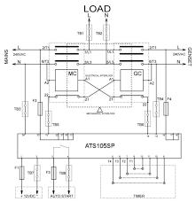 ats automatic transfer switch panel 1ph 80a ac1 generator auto