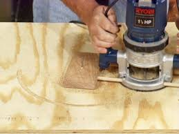 Wood Joints With A Router by How To Cut Circles And Curves With A Router How Tos Diy